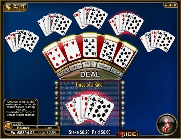 Casino Club Poker Ausstehender Bonus